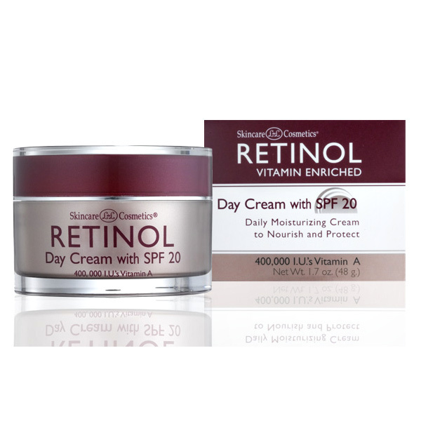 retinol creme tagescreme mit lsf 50ml beautyelements eu. Black Bedroom Furniture Sets. Home Design Ideas
