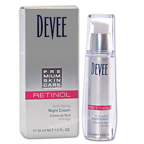Devee Retinol Anti-Aging Night Cream 30ml