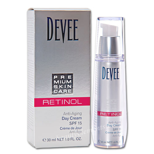 Devee Retinol Anti-Aging Day Cream SPF 15 30ml