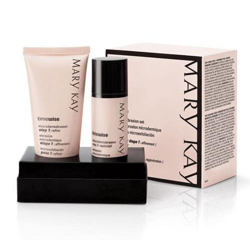 Microdermabrasion zuhause – Mary Kay Set