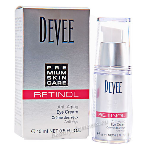 Retinol Augencreme – Devee Anti-Aging Eye Cream 15ml