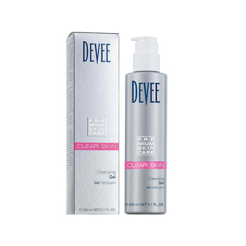Devee Clear Skin Cleansing Reinigungsgel 200ml