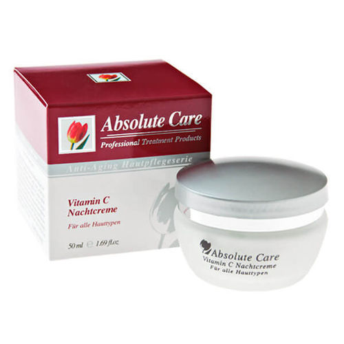 Absolute Care Vitamin C Anti-Aging Nachtcreme