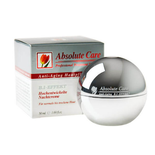 Absolute Care B.I-Effekt Anti-Aging Nachtcreme 50ml