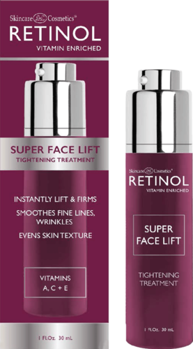 Skincare Cosmetics Retinol Super Face Lift Anti-Aging Serum 30ml